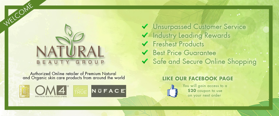 Welcome to Natural Beauty Group