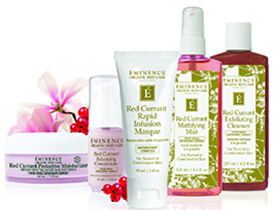 New Eminence Organic Skin Care products